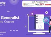 Best hr generalist training classes in delhi - learn from home