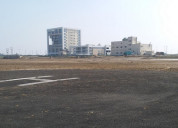Commercial land at high access corridor in dholera