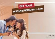 Apply instant approvals personal loans online