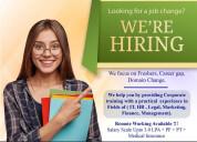 Pune job vacancy