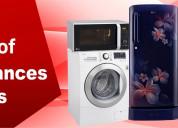 home appliances repair &service center in hyd