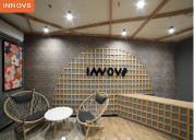 Well-equipped coworking space in south delhi