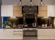 Modular kitchen manufacturers and remodelling