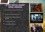 Aptech aviation academy noida 9711385520
