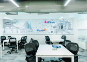 Sanitized coworking space in mumbai for rent