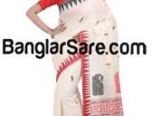 Shop online for the regular cotton sarees