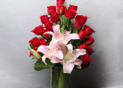 Valentine's day flowers delivery in ahmedabad
