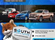 used cars for sale   used motor car dealership va