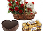 Valentines day gifts delivery in india - oyegifts