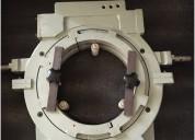 On site crankshaft grinding and crankshaft grinder