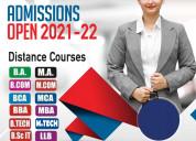 Edutantra school of distance education, distance m