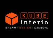 Interior design by kubeinterio