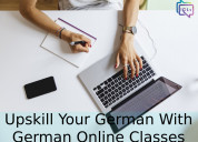 Upskill your german with german online classes