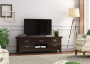 Shop online for wall mount tv stand at woodenstree