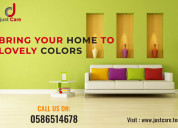 Wall painting services in dubai interior painting