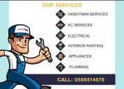 Handyman in dubai | professional handyman services