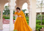 Lehangas for wedding online
