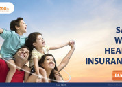 Buy online family health insurance