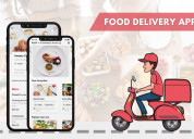 Food delivery app development company