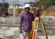 Land surveyors hyderabad india   svs land survey