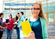 Best ground classes in india