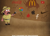 The history of branding