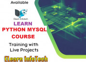 Python mysql training in madhapur hyderabad