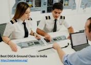 Best dgca ground class in india