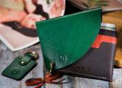 Angel knot ladies wallet - clutch wallet - slender
