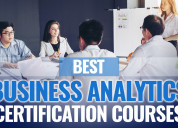Business analytics certification in ghaziabad