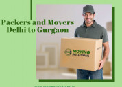 Packers and movers from delhi to gurgaon