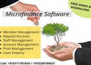 Software for microfinance companies in delhi