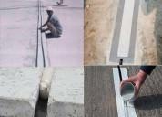 Two building joints waterproofing contractors