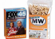 Get upto 40% discount custom cereal boxes