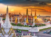 Best offers on holiday tour packages for thailand