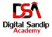 Dsa-masters in digital marketing course