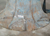 Cast iron crack repair and metal stitching process