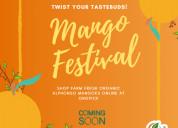 Alphonso mango online mumbai