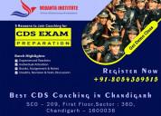 Vedanta institute - cds coaching institutes in cha