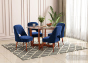 Purchase amazing dining table set  at woodenstreet