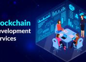 Blockchain development services company in india