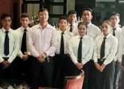 Education hotel management course