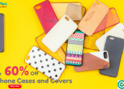 Get up to 60% off smartphone cases and covers