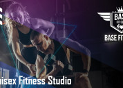 Base fit club - best gym in coimbatore | unisex fi
