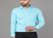 Are you searching for branded cotton shirts men?
