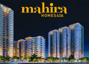 Mahira homes sector 63a gurgaon affordable 9654288