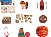 Buy best made in india toys online from desi toys