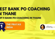 Bank po exam coaching classes in thane | best coac