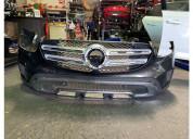 Mercedes benz w253 glc 300 2019 front bumper
