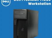 Dell precision t1650 (refurbished desktop)